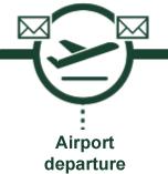 Airport departure [LOTUS]